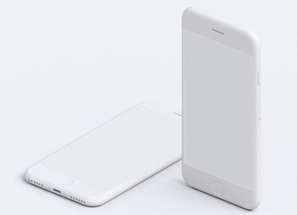 9 Free PSD Hi-Res iPhone mockups