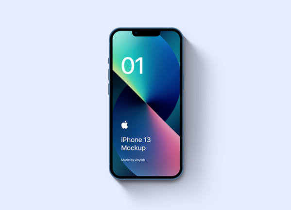 free-iphone-13-PSD-mockup